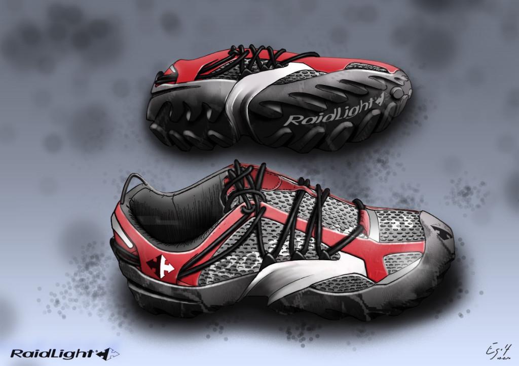 RaidLight Custom Shoes - 01